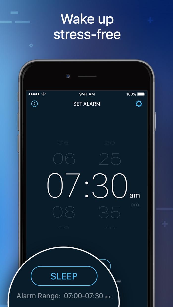 Good Morning Alarm Clock. Screenshot