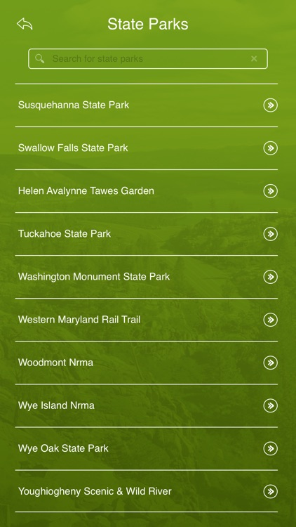 Maryland State Parks screenshot-2