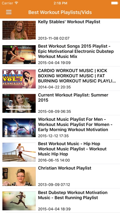 Workout Music Free - Best Workout Songs, Playlists