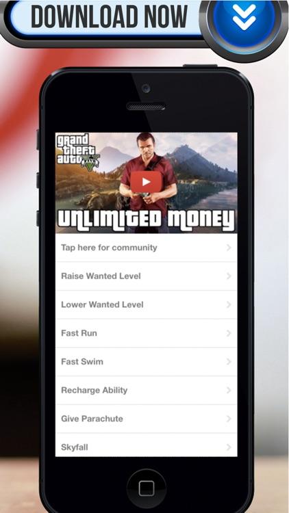 Cheat Suite Grand Theft Auto 5
