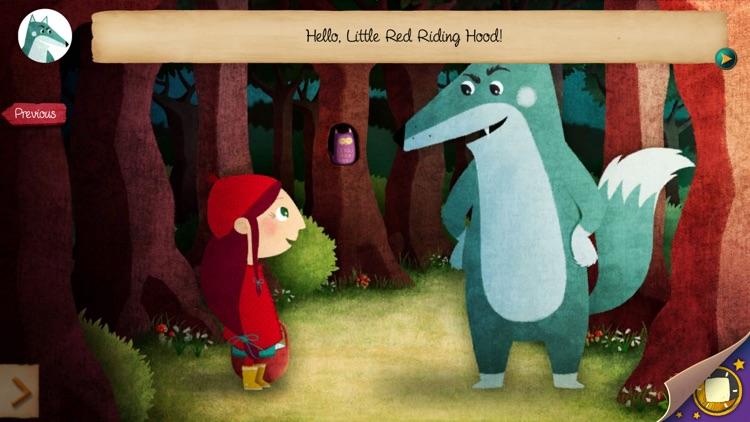 Little Red Riding Hood : ShinyTales screenshot-3