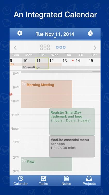 SmartDay screenshot-0