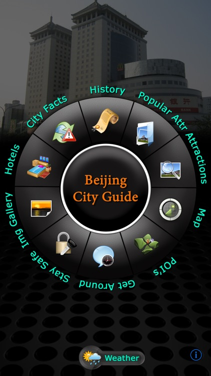 Beijing Offline Travel Guide screenshot-0