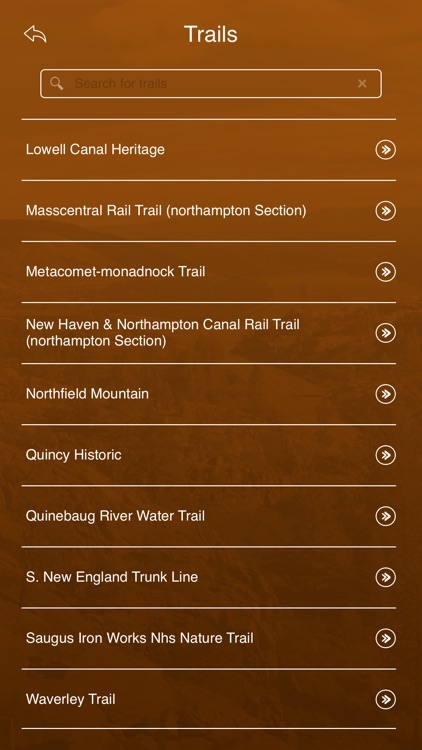 Massachusetts Trails screenshot-2