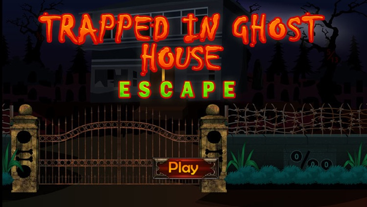 Trapped In Ghost House