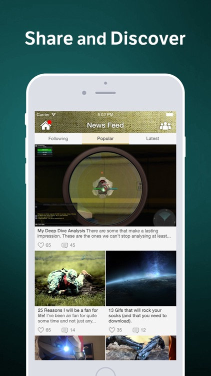 Amino for: FPS Gaming