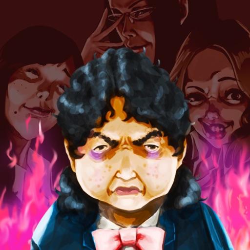 Attack On Junior High Schooler-学園ゲーム/バトルゲーム