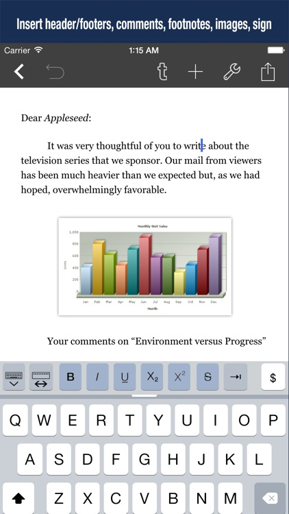 Textilus Pro: Document Writer for Microsoft Office