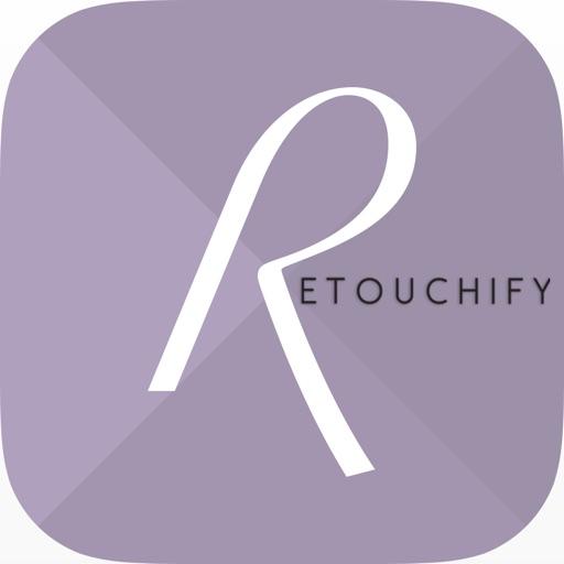 Professional Photo Retouch. Beauty & Fashion Edit. app logo