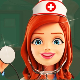 Doctor Fashion Girl Dress Up