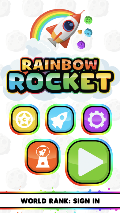Rainbow Rocket screenshot four