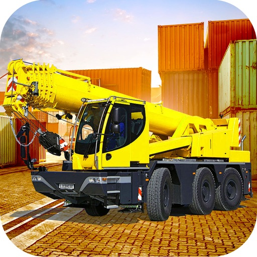 Real Crane CPEC : 3D Sim-ulation Game-s 2016