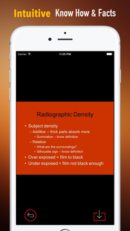 Radiography Glossary and Flashcard,Study Guide screenshot-0