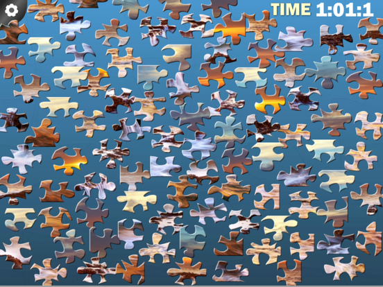 Jigsaw Tablet - fun puzzles Скриншоты10