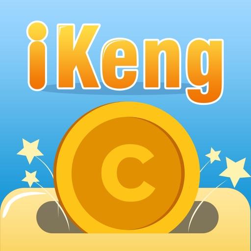 iKeng - Kiem tien online iOS App