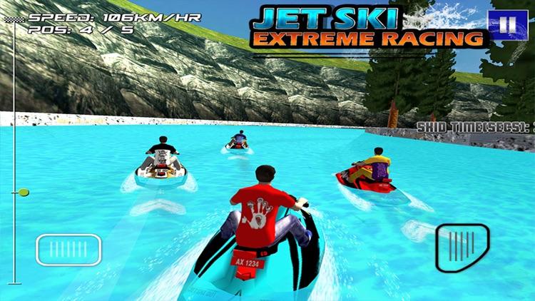Jetski Extreme Racing (3d Race Game / Games)