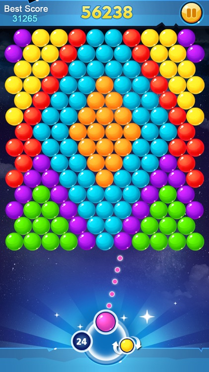 Bubble Shooter Classic - Fun Pop Bubble Games