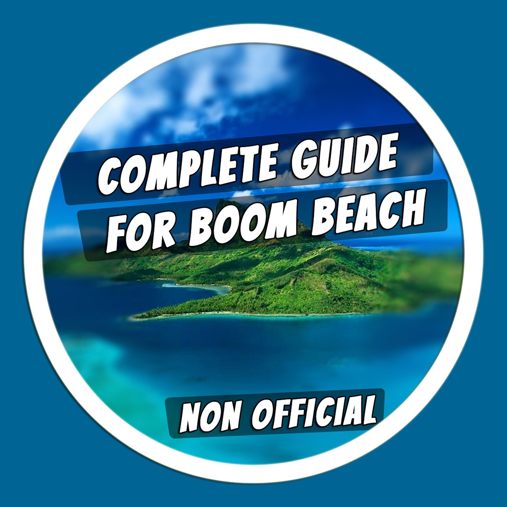 Complete guide for Boom Beach - Tips & strategies hack