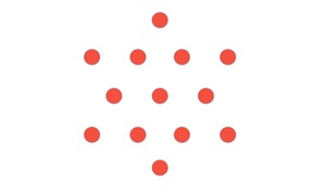 Dots Card (dots flash card)