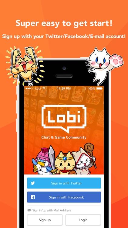 Lobi screenshot-3