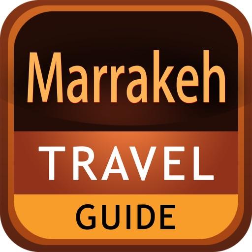 Marrakech Offline Map Travel Guide