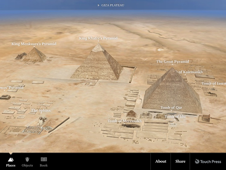 The Pyramids screenshot-0