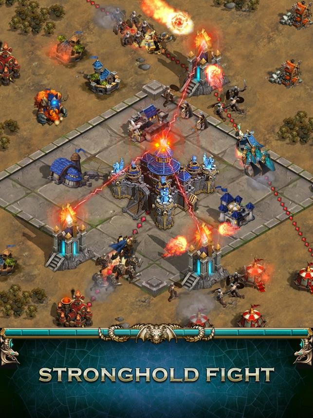 WarStorm Clash of Heroes on the