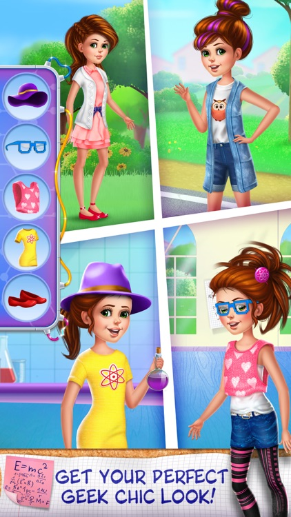 Science Girl Super Star screenshot-3