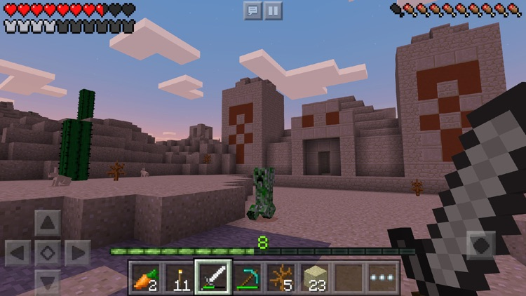 Minecraft: Pocket Edition screenshot-3