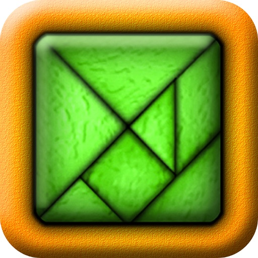 TanZen Free - Relaxing tangram puzzles