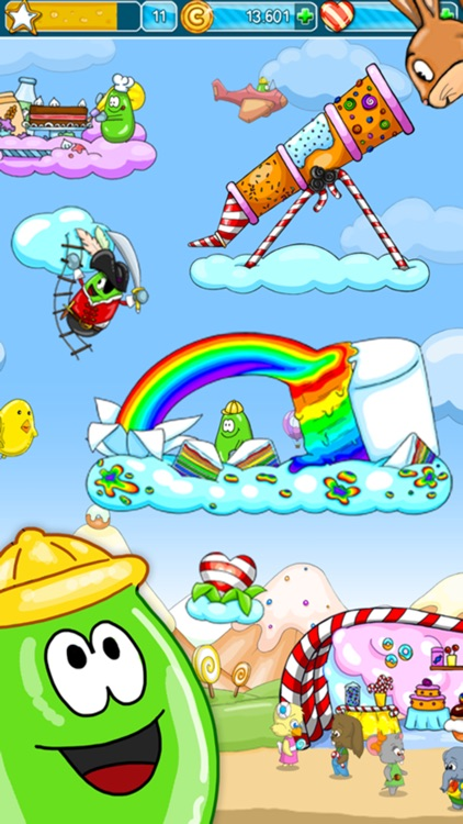 Candy Island - The Sweet Shop screenshot-2