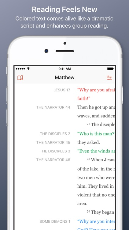 SourceView Bible