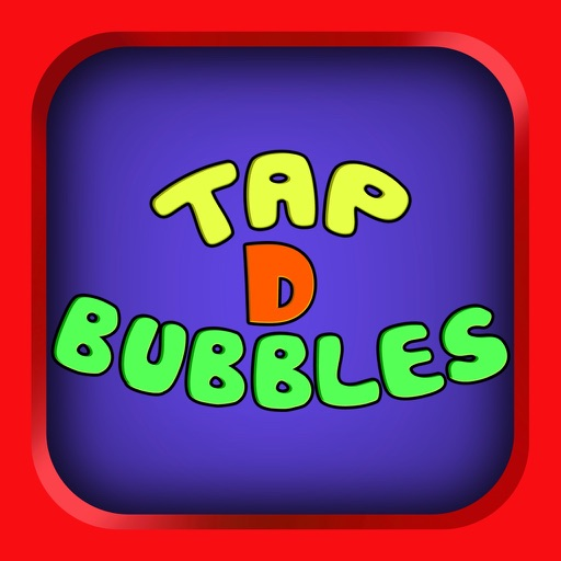 Tap D Bubbles icon