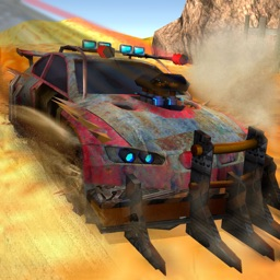 Buggy Car Race: Death Racing Off-road Driving Sim