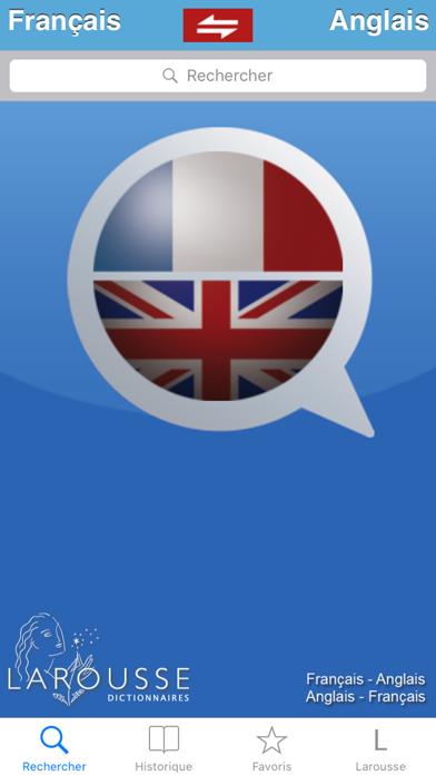 Dictionnaire Anglais/Françaisのおすすめ画像1