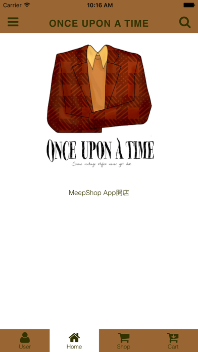 ONCE UPON A TIME screenshot one