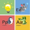 Memorize alphabet animals remembering game for kid