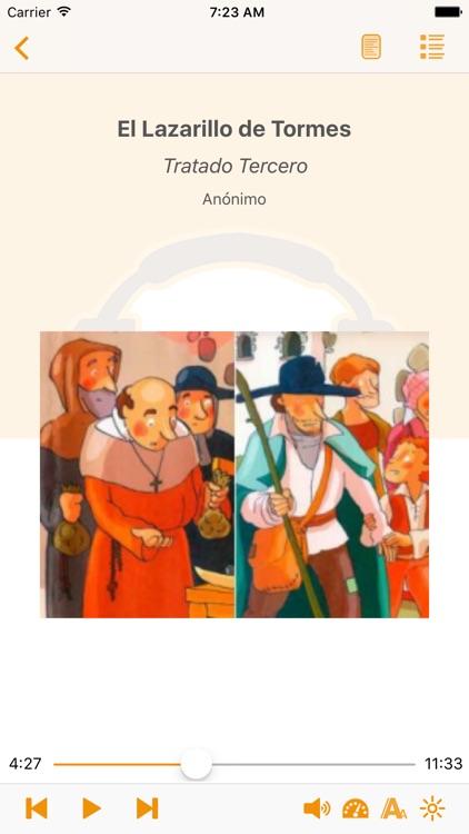 Audiolibro El Lazarillo de Tormes