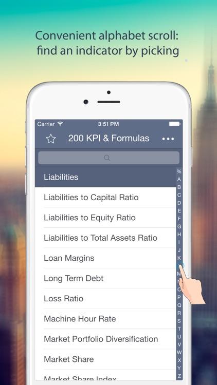 200 KPI for Business screenshot-3