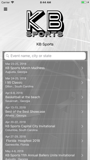 KB Sports on the App Store