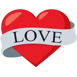 Heart Pack by EmojiOne
