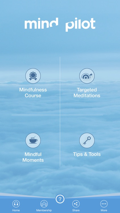 MindPilot: Mindfulness Course & Meditation
