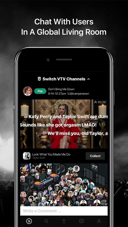 Trending Music Player VIBBIDI screenshot-3
