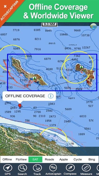 Curacao HD - GPS Map Navigator screenshot-4
