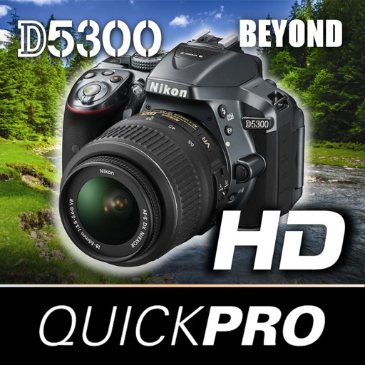 Nikon D5300 Beyond the Basics from QuickPro