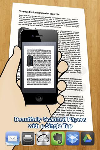 DocScanner 8 screenshot 1