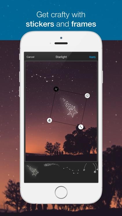 Photo Editor by Aviary screenshot-3