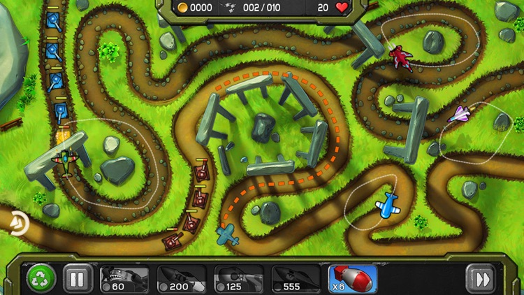 Air Patriots screenshot-2