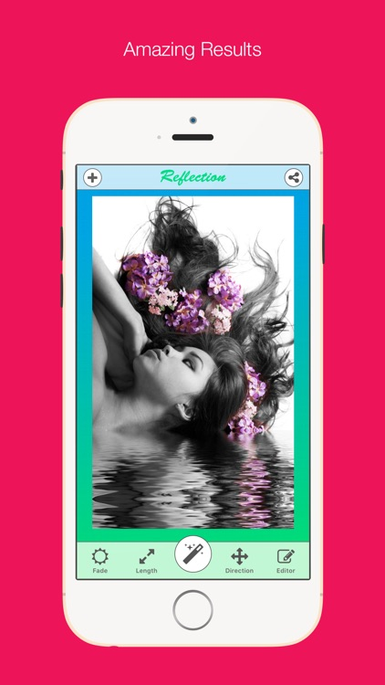 Photo Reflection screenshot-3