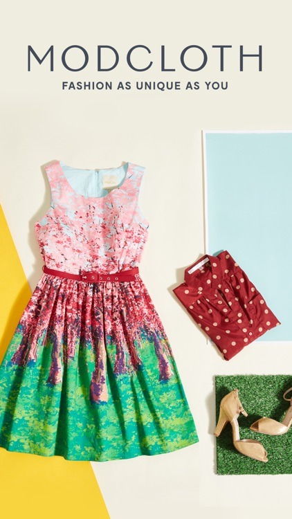 ModCloth – Shop Unique Fashion, Clothes & Shoes